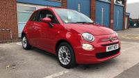 Fiat 500 1.2 Pop Star 3dr Hatchback (2017) available from Bolton Motor Park Abarth, Fiat and Mazda thumbnail image