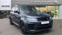 Land Rover Range Rover Sport 5.0 V8 S/C 575 SVR 5dr Automatic Estate (2019) available from Land Rover Swindon thumbnail image