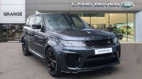 Land Rover Range Rover Sport 5.0 V8 S/C 575 SVR 5dr Automatic Estate (2019) at Land Rover Barnet thumbnail image