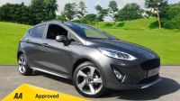 Ford Fiesta Active Edition 1.0T EcoBoost 95PS 5 door Hatchback at Ford Croydon thumbnail image