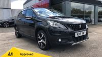 Peugeot 2008 SUV 1.2 PureTech 110 GT Line EAT6 Automatic 5 door Estate (2019) available from Oldham Motors Citroen, Fiat and Jeep thumbnail image