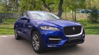 Jaguar F-PACE 2.0 R-Sport 5dr AWD Automatic Estate (2018) available from Jaguar Woodford thumbnail image