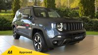 Jeep Renegade 4xe 1.3 Turbo 4xe PHEV 240 Trailhawk Petrol/Electric Automatic 5 door Hatchback at Preston Motor Park Abarth, Alfa Romeo, Fiat, Jeep and Volvo thumbnail image