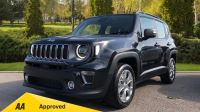 Jeep Renegade 4xe 1.3 Turbo 4xe PHEV 190 Limited Petrol/Electric Automatic 5 door Hatchback at Preston Motor Park Abarth, Alfa Romeo, Fiat, Jeep and Volvo thumbnail image