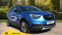 Vauxhall Crossland X 1.2 [83] Sport [Start Stop] 5 door Hatchback (2019) available from Doves Vauxhall Southampton thumbnail image