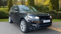 Land Rover Range Rover Sport 3.0 SDV6 Autobiography Dynamic 5dr Diesel Automatic Estate (2014) at Land Rover Woodford thumbnail image