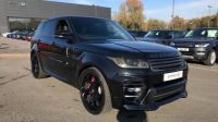 Land Rover Range Rover Sport OVERFINCH 3.0 Diesel Automatic 5 door Estate (2016) available from Jaguar Barnet thumbnail image