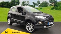 Ford EcoSport 1.5 Titanium 5dr Powershift [17in] Automatic Hatchback (2017) available from Ford Canterbury thumbnail image