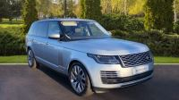 Land Rover Range Rover 4.4 SDV8 Autobiography LWB 4dr Auto Diesel Automatic 5 door Estate (2019) available from Land Rover Swindon thumbnail image