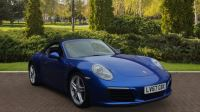 Porsche 911 2dr PDK 3.0 Automatic Cabriolet (2018) available from Jaguar Swindon thumbnail image