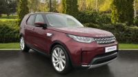 Land Rover Discovery 3.0 TD6 HSE Luxury 5dr Diesel Automatic MPV (2017) at Land Rover Swindon thumbnail image
