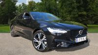 Volvo S90 T8 Recharge PHEV R Design AWD Auto, Climate Pack, Nav, Heated Screen, Rear Camera, Keyless Drive 2.0 Petrol/Electric Automatic 4 door Saloon available from Land Rover Swindon thumbnail image
