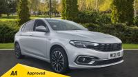 Fiat Tipo 1.0 Life 5dr UConnect, Multifunctional Steering Wheel, climate Control Hatchback (2021) available from Preston Motor Park Abarth, Alfa Romeo, Fiat, Jeep and Volvo thumbnail image