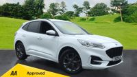 Ford Kuga 2.0 EcoBlue mHEV ST-Line 5dr, Euro 6.2 Emissions, Air Conditioning Diesel Estate (2020) at Ford Croydon thumbnail image