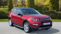 Land Rover Discovery Sport 2.0 TD4 180 HSE Luxury 5dr Diesel Automatic Estate available from Land Rover Woodford thumbnail image