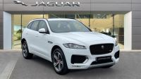 Jaguar F-PACE 3.0d V6 S 5dr AWD - Panoramic Sunroof and Heated Steering Wheel Diesel Automatic Estate available from Land Rover Swindon thumbnail image