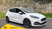 Ford Fiesta 1.5 EcoBoost ST-3 5dr Hatchback (2021) available from Ford Canterbury thumbnail image