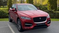 Jaguar F-PACE 2.0d R-Sport AWD Rear view Camera and Heated front seats 1999.0 Diesel Automatic 5 door Estate at Jaguar Swindon thumbnail image
