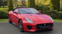 Jaguar F-TYPE 3.0 Supercharged V6 R-Dynamic Rear Camera and heated seats Automatic 2 door Convertible at Jaguar Swindon thumbnail image