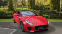 Jaguar F-TYPE 3.0 [380] Supercharged V6 R-Dynamic AWD with Panoramic Roof and 20 inch alloys Automatic 2 door Coupe at Jaguar Swindon thumbnail image