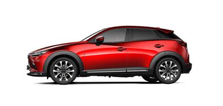 New Mazda CX-3 Offers