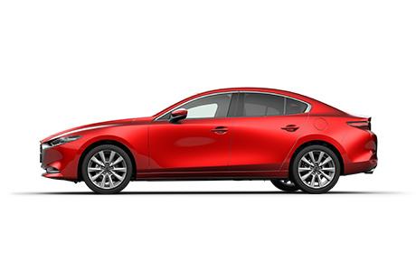 New Mazda 3 Fastback Offers