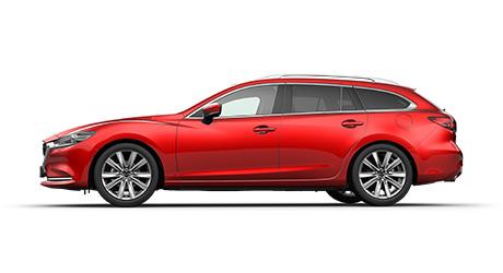 New Mazda 6 Tourer Offers