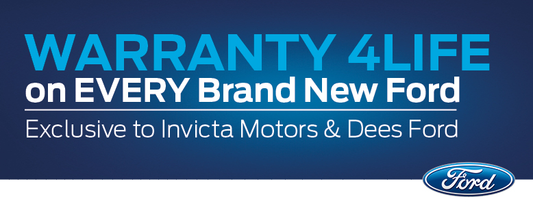 Warranty 4life on every brand new ford motorparks ford for Ford motor company warranty