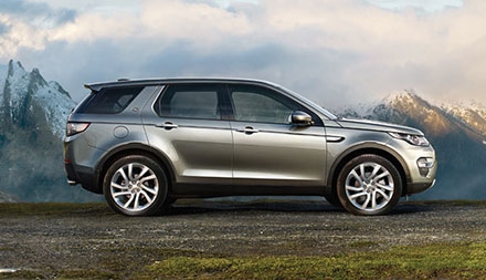 Land Rover Discovery Sport Offers
