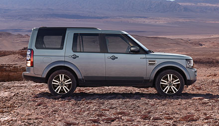 Land Rover Discovery Offers