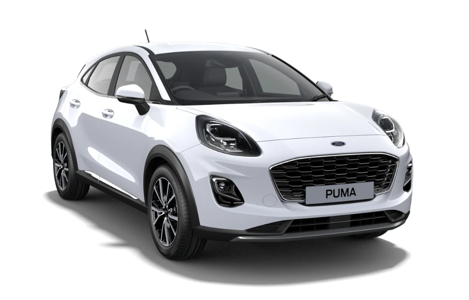 New Ford Puma Cars