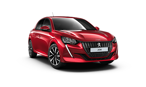 All-New Peugeot 208 Cars