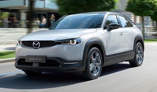 New Mazda MX-30 Cars