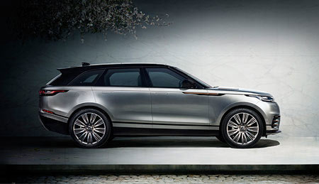 New Range Rover Velar Cars