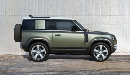 New Land Rover Defender Cars