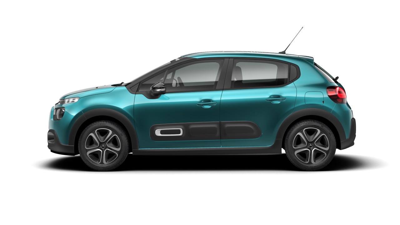 Citroen New C3 Cars