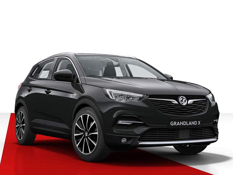 New Vauxhall Grandland X Hybrid Cars