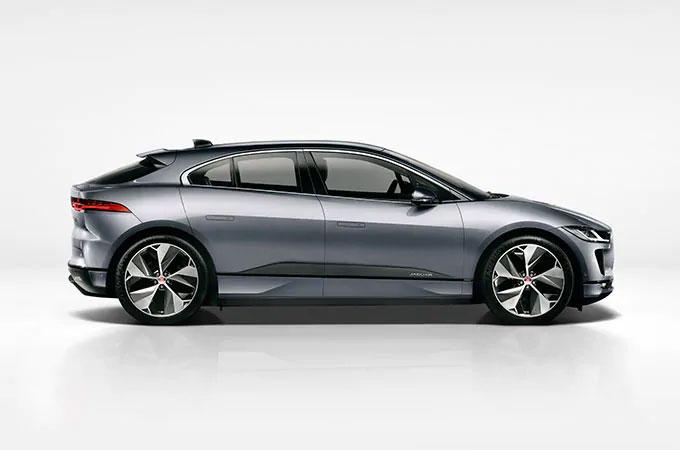 New Jaguar I-PACE