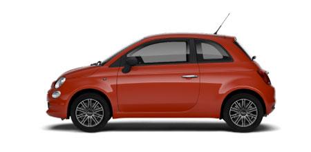 New Fiat 500 Cars