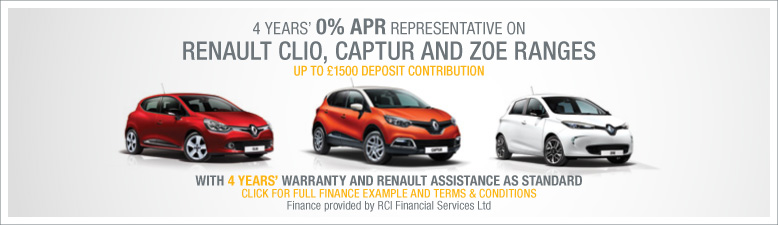 All New Renault