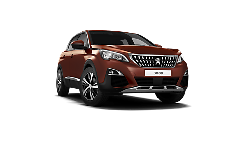 New Peugeot 3008 SUV Motability Offer