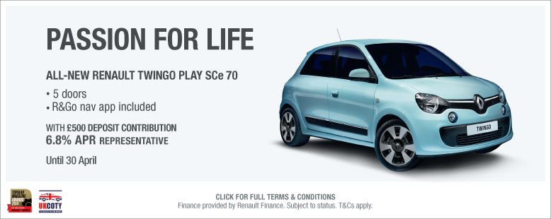 All New Renault Twingo