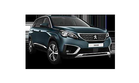New Peugeot 5008 SUV Motability Offer