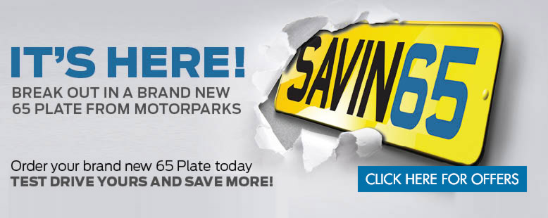 65 Plate Car Deals at Motorparks