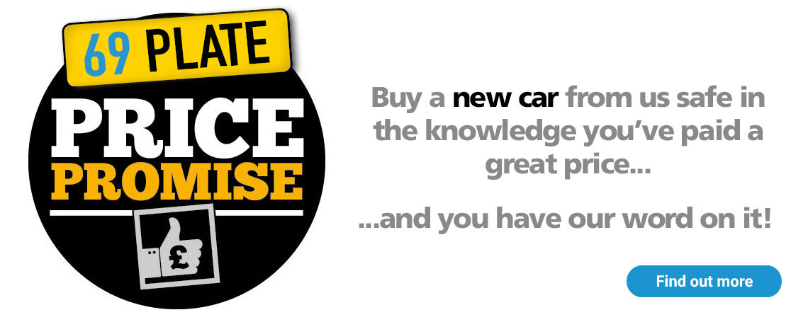 69 Plate Car Offers at Motorparks