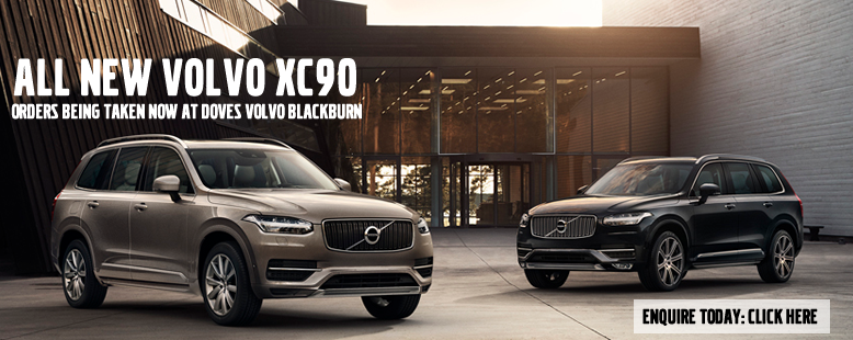 All-New Volvo XC90 at Doves Volvo