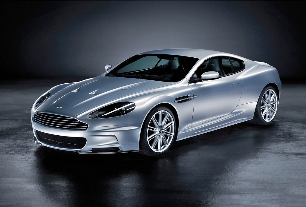 New Aston Martin DBS Cars