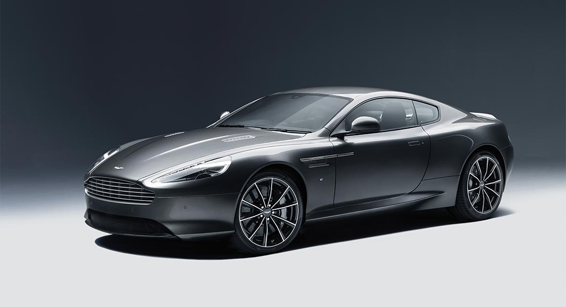 Aston Martin reveals the new DB9 GT - Grange
