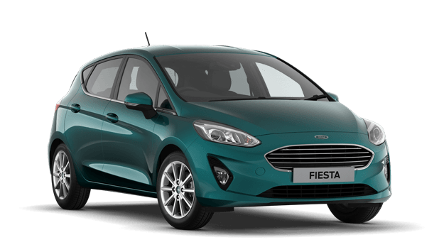 Ford New Fiesta Offers