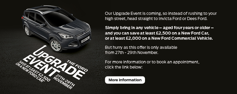 Ford Upgrade Event